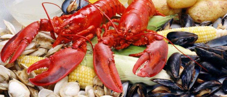 New England Clambake Menu