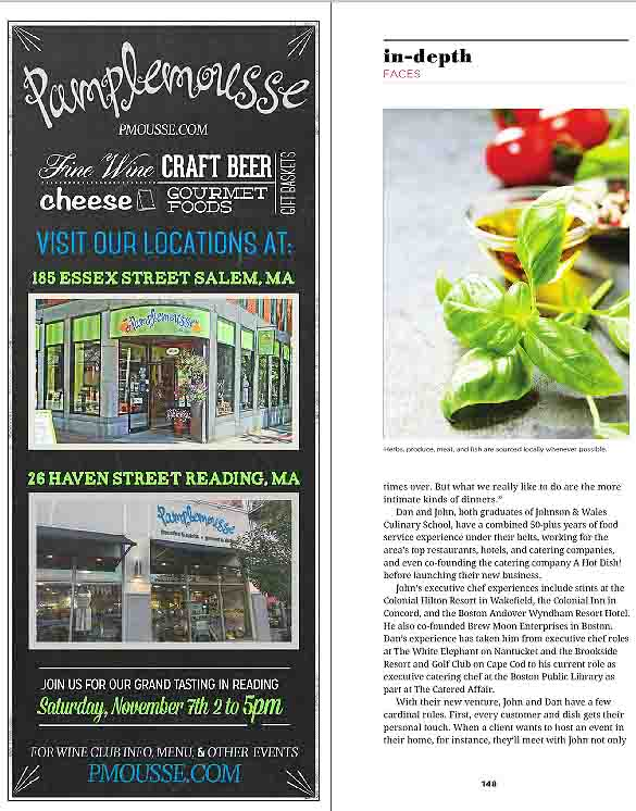 Northshore Magazine 2015 Food Issue - Page 2