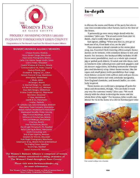 Northshore Magazine 2015 Food Issue - Page 3