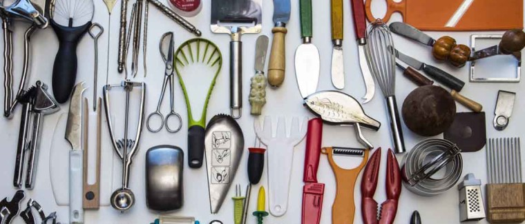 """Gear of the Year"" ~ Essential Cooking and Kitchen Tools"