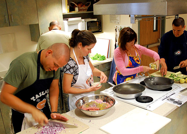Cooking Classes Boston and North Shore MA